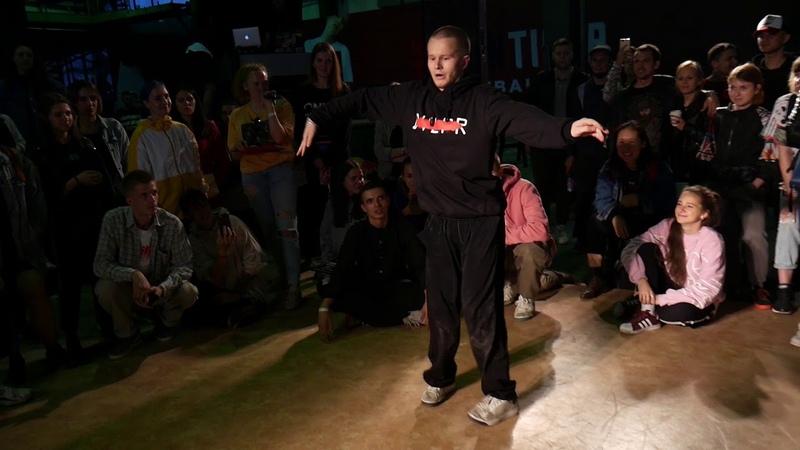 URBAN DANCE AREA by BATTLE PROJECT | JAM-BATTLE TUSA | HIP-HOP FINAL | ANDY vs PAHAN