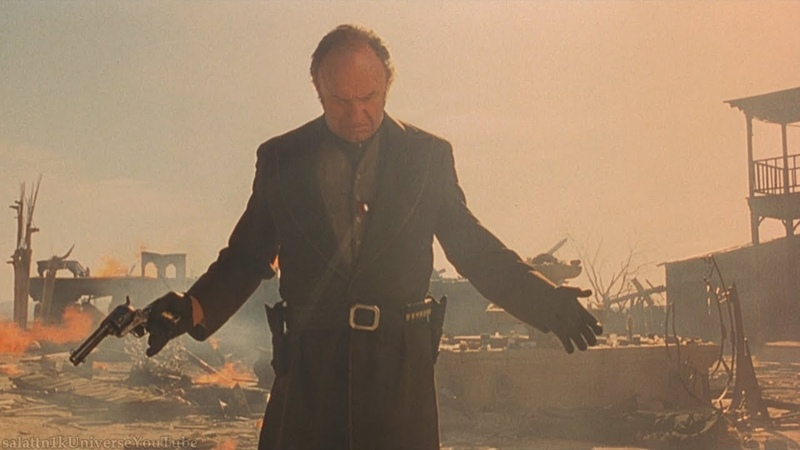 Эллен vs Ирод. Финал. Быстрый и мертвый (1995)