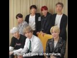 171124 BTS Interview @ Apple Music