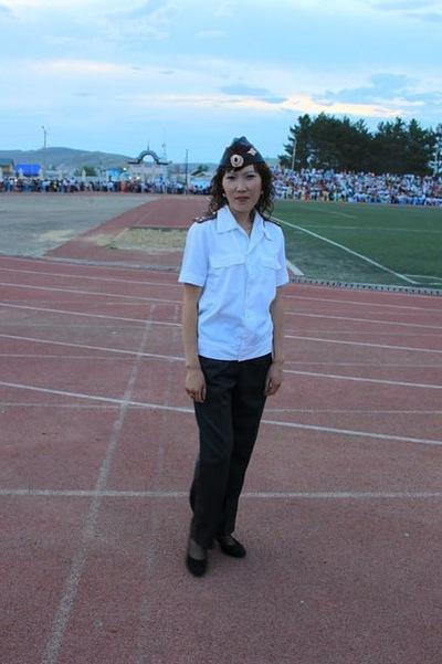 Туяна Батодалаева, 5 августа 1988, Агинское, id148439482