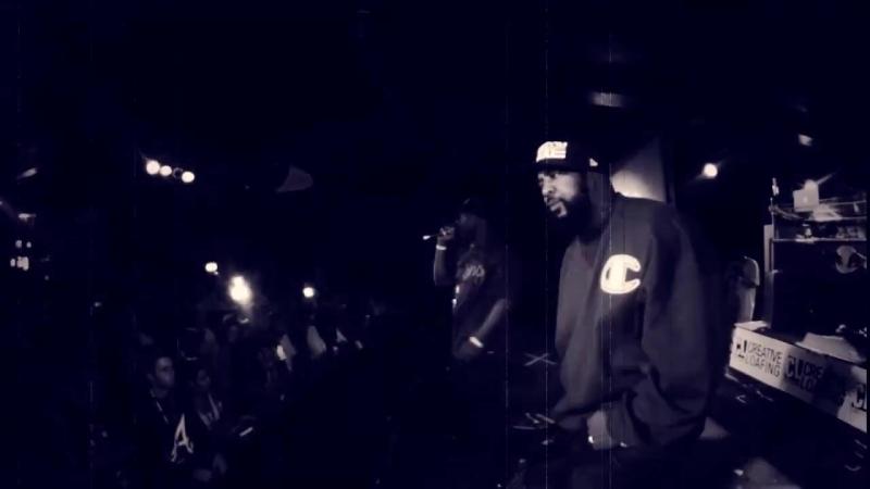 Gods'illa - Saviours Punishers feat. Sean Price