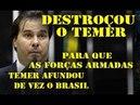 Rodrigo Maia critica Temer em chamar as Forças Armadas e volta a defender redução de impostos