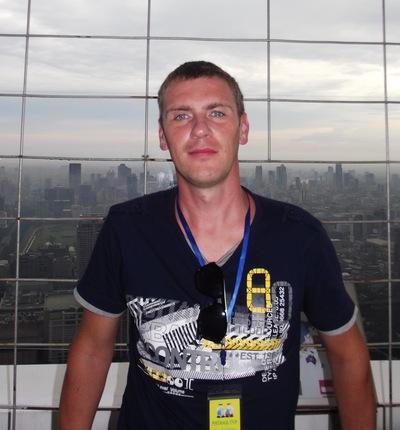 Евгений Фирсов, 29 июля , Вологда, id9901490