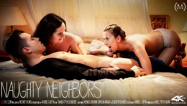 WOW Naughty Neighbors # 1