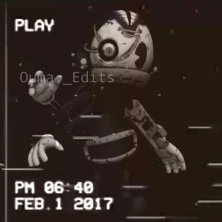 "CCP Editor on Instagram: ""IM SO SAD ITS OVER D': Program-CuteCutPro Game-Bendy And The Ink Machine (BatIM) Clips-You..."