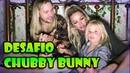 Desafio Chubby Bunny - Blue e Ale