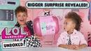Unboxed! | LOL Surprise! | Season 3 Episode 8: Eye Spy Series BIGGER SURPRISE Revealed!