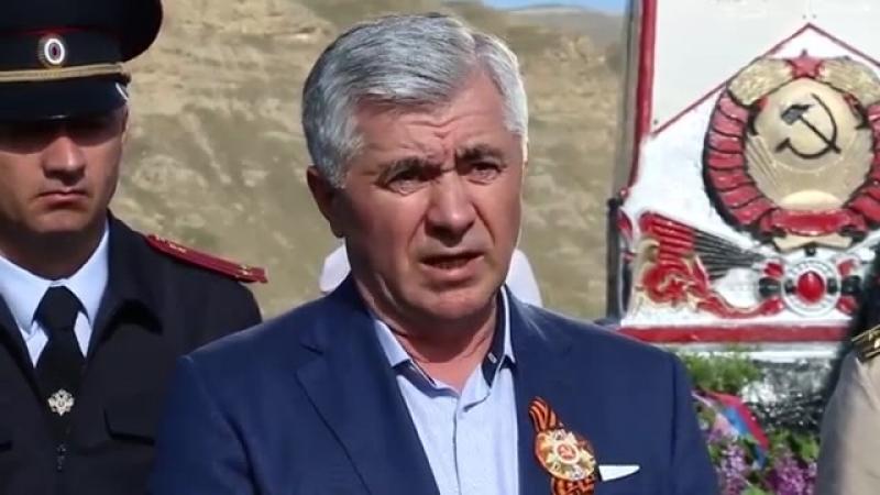 Дагестан.Ветеран ВОВ Батал Гаджиев будет похоронен на родной земле в с.Кунды Лакского района.