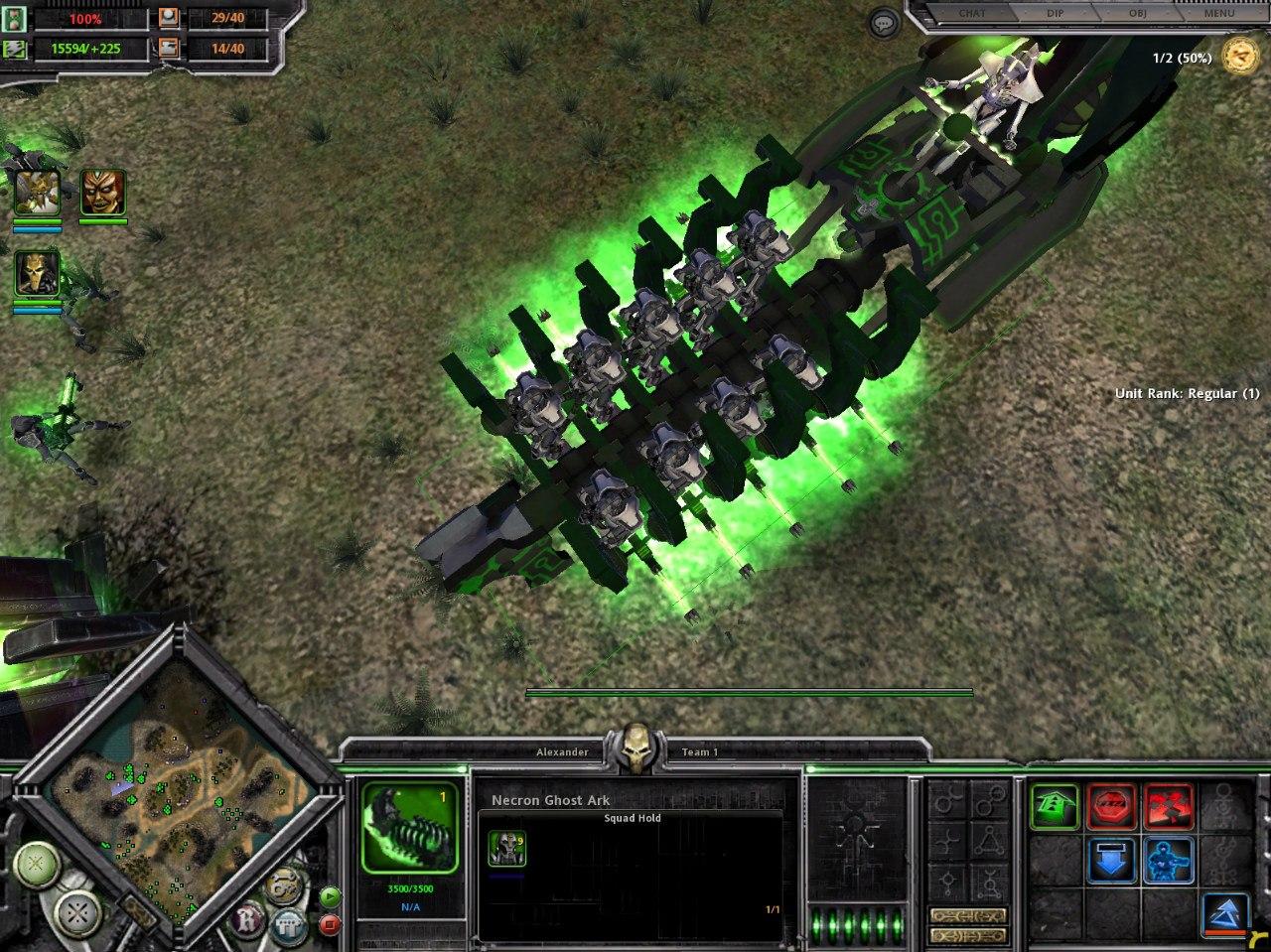 Warhammer 40,000 - Dawn of War: Dark Crusade