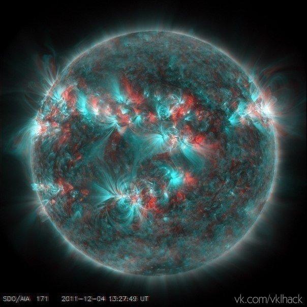 3d изображение солнца советую найти 3d