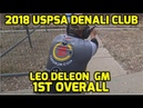 2018 USPSA Denali Match Practical Pistol Shooting Competition Side by Side Comparison