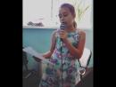 Лиза Сурма, мы смело взяли тетю Уитни и смотрим песню Девочка поет на английском языке впервые в жизни!😘