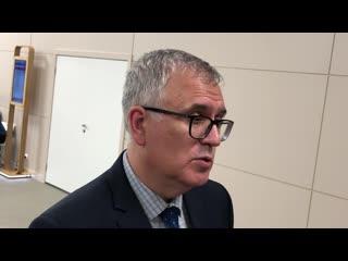Вице-губернатор Княгинин о создании исследовательского центра в Гатчине