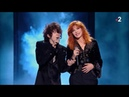 Mylene Farmer feat LP - Милен Фармер - N'oublie Pas - Шоу Freak Show - France 2 - 13.10.2018