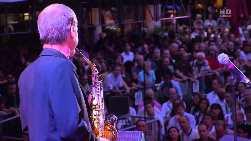David Sanborn: Live at Estival Jazz Lugano 2009