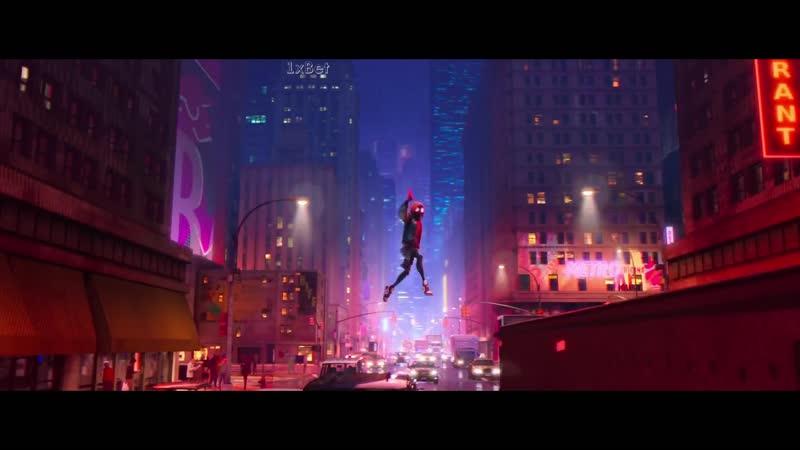 Человек паук Через вселенные Spider Man Into the Spider Verse