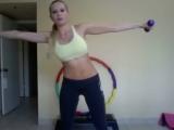 Лучшие упражнения на косые мышцы живота