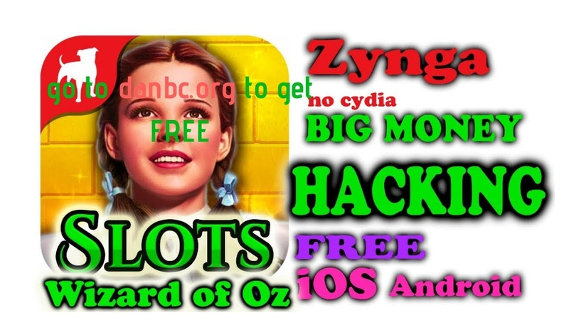Wizard of Oz Free Slots Casino Hack/Cheat Credits - How To Hack Wizard of Oz Free Slots FREE Credits