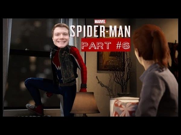 Спайди-Панк ! - Spider-Man PS4 - Part 6 !