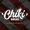Chiki-Briki™ - первый мужской маникюрный салон