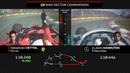 Ф1 * Гран-при Канады * Быстрейшие круги Феттеля и Хэмилтона в квалификации