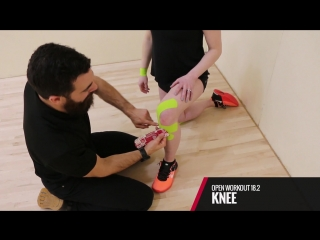 How to Tape For Open 18.2 - Reebok CrossFit Games Taping Strategy