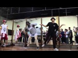 Shaadow and Paradox  |  Freestyle |  Workshop day 1 Paraguay