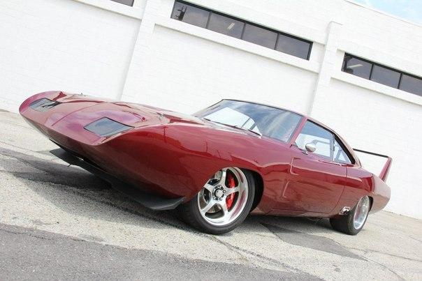 Fast & Furious 6 Dodge Charger Daytona