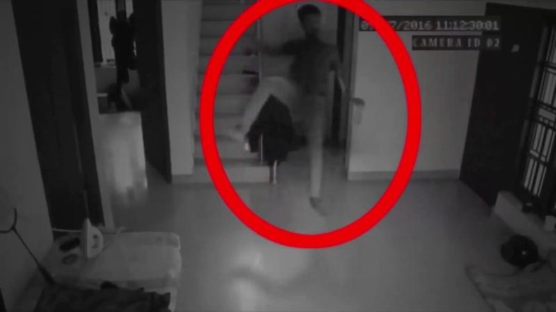 監視カメラに映った本物の 幽霊 映像 Part 20 Top 10 Scary Ghost Attack Footage