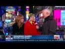 Deborah Harry with Kathy Griffin & Anderson Cooper