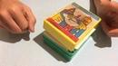 Вскрываем коробку с набором реактивов для обработки цветных фотобумаг FOMACOLOR SP