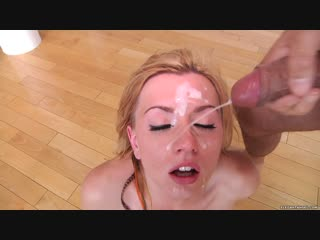 1. Lexi Belle - Massive Facials 4 [HD porn, oral sex, Blowjob, Deepthroat, 1st Blowbang, Cumshots, Bukkake, Gonzo, hardcore]