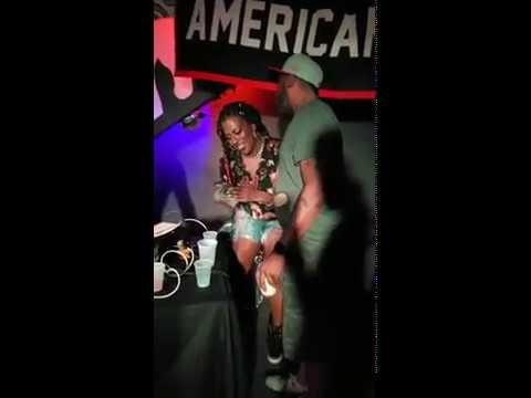 Tommy Wright III n Gangsta Boo|DJ Jelly ATL Chickenbone Junkie Junt Meet Yo Maker @ Pabst Party