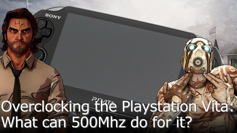 Overclocking the Vita's CPU - 500Mhz Clock Performance Analysis