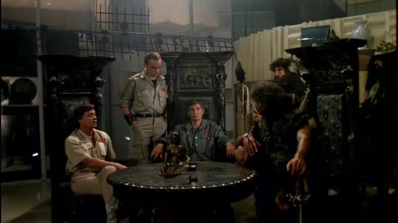Подземелье ведьм (1990) 720HD