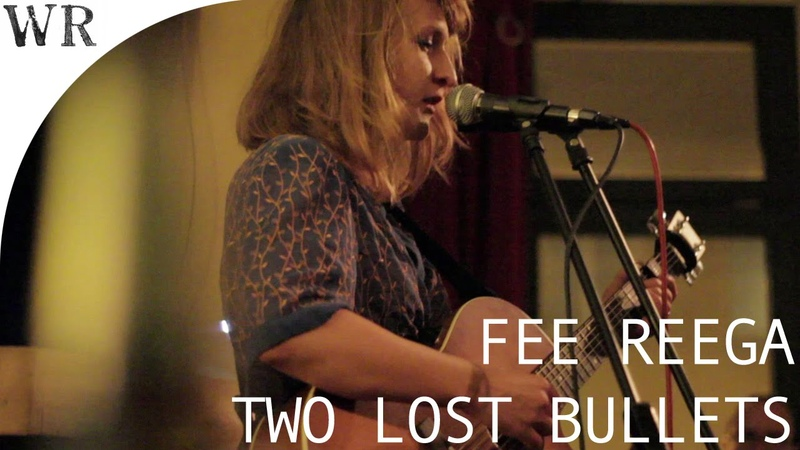 Fee Reega 'Two Lost Bullets' live at Noch Besser Leben, Leipzig, Germany 04.09.15