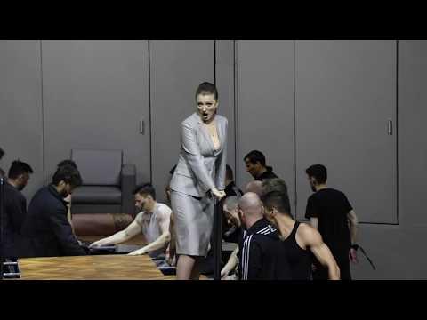 Ария Лизы, опера Чаадский - Юлия Щербакова