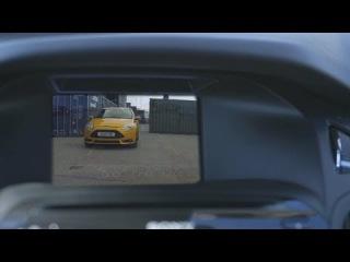 Новый ролик про камеру заднего вида в автомобилях Ford