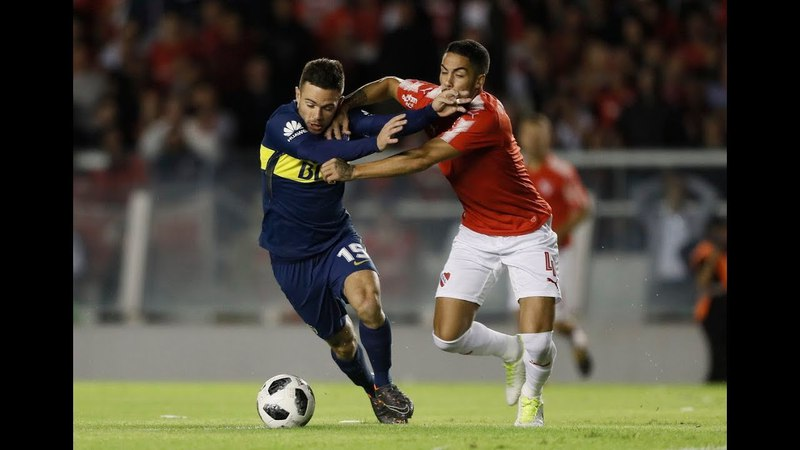 Fecha 23 resumen de Independiente - Boca