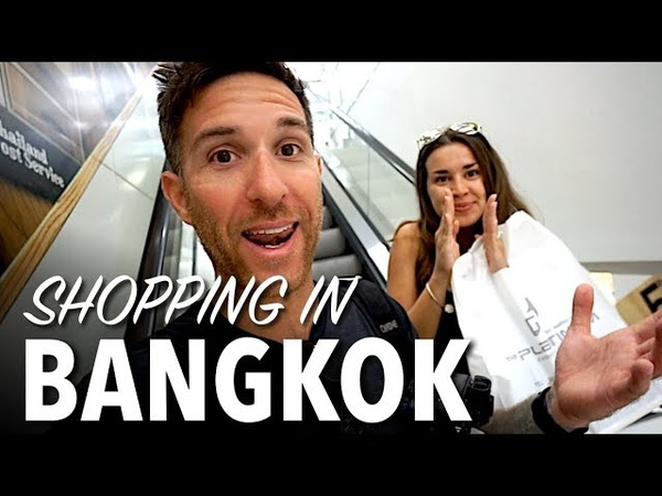 FIRST time in THAILAND - Cheapest Clothes in Bangkok