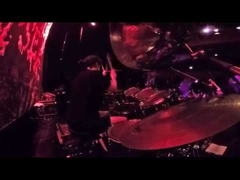 CANNIBAL CORPSE - Hammer Smashed Face (Paul Mazurkiewicz-live in Czech Republic 2018 Drum Cam)