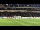 Забит первый гол в матче Балтики против Крыльев советов (видео)