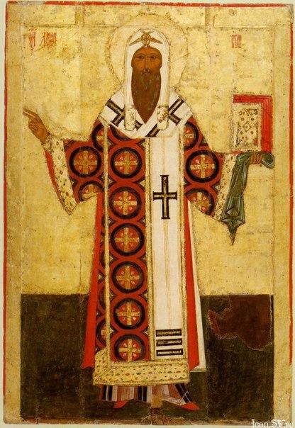 святителя Алексия, митрополита Московского