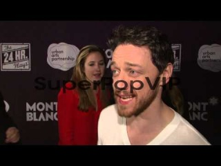 INTERVIEW - James McAvoy on why he wanted to be part of t...
