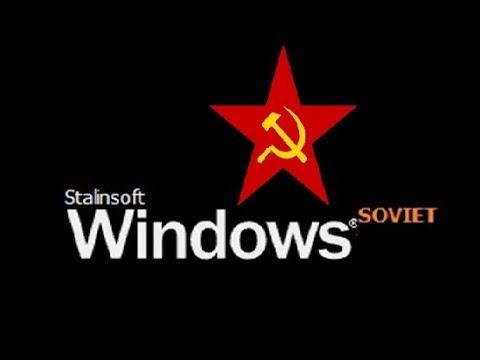 Introducing WINDOWS SOVIET