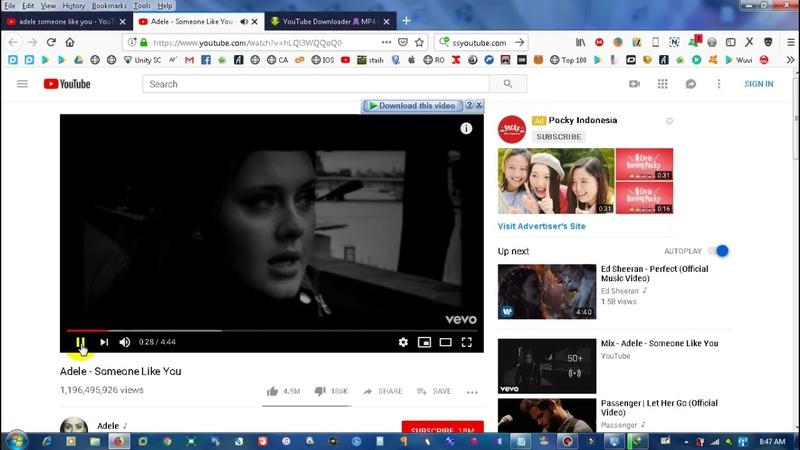 Tutorial cara download vIdeo di youtube dengan menggunakan idm Miss Tutorial 20