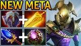 Wagamama Dota 2 [Faceless Void] New Meta! Rush Vanguard + Rad