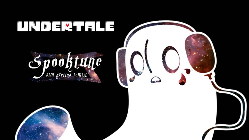 Undertale - Spooktune (Sim Gretina Remix)