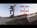 GSD 2018 x Fresh spot x John Gra