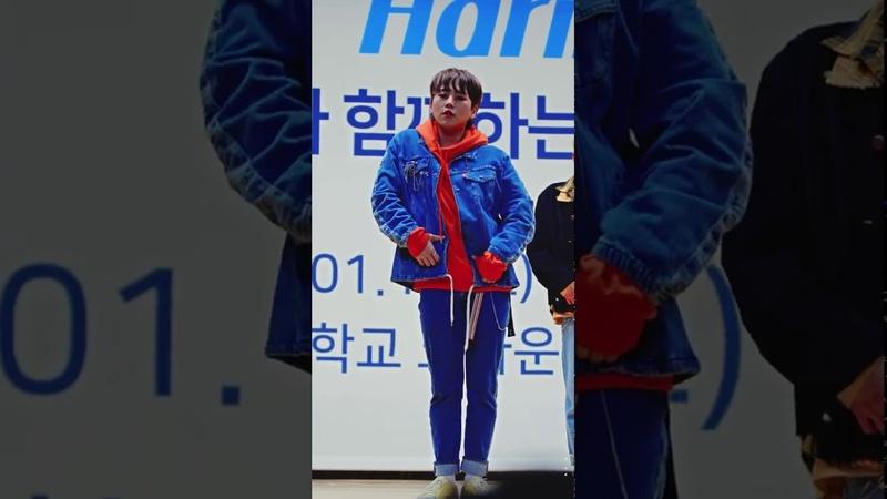 190119 김현수 TEMPO 세로캠 4K KIM HYUN SOO 경희사이버대학교 O T